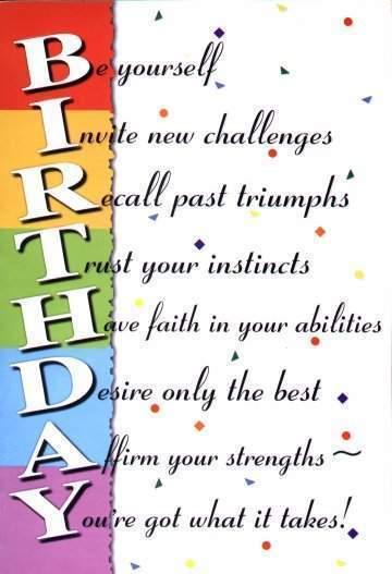 ":(<-"".*]-[+W+]-[*.""->): Happy Birthday Haya  :(<-"".*]-[+W+]-[*.""->): Birthday"