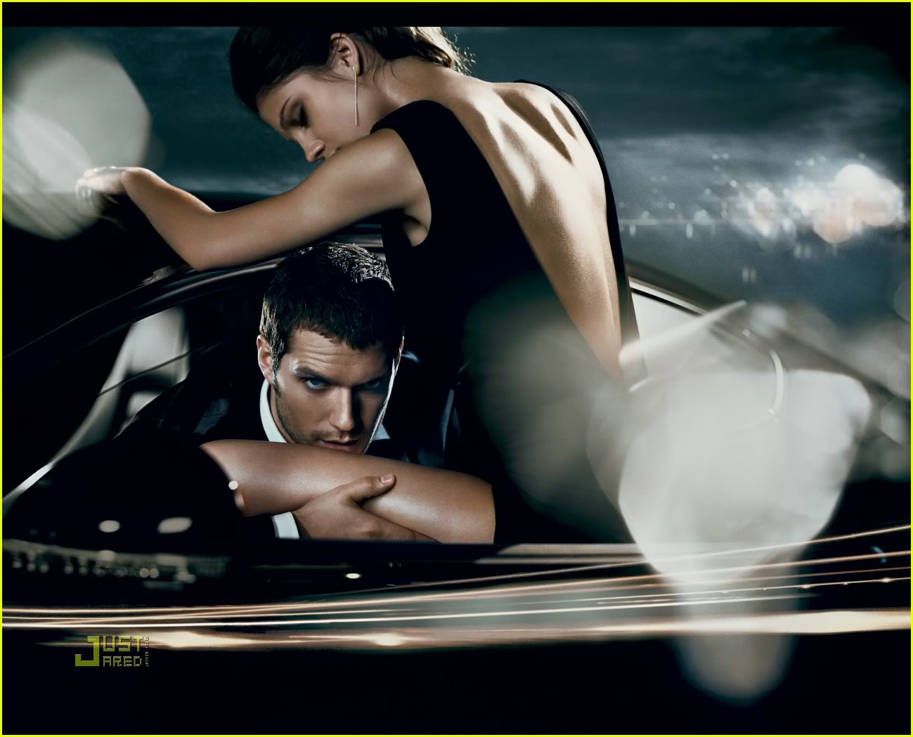 Dioses caidos del cielo  Henry-cavill-dunhill-ads-01