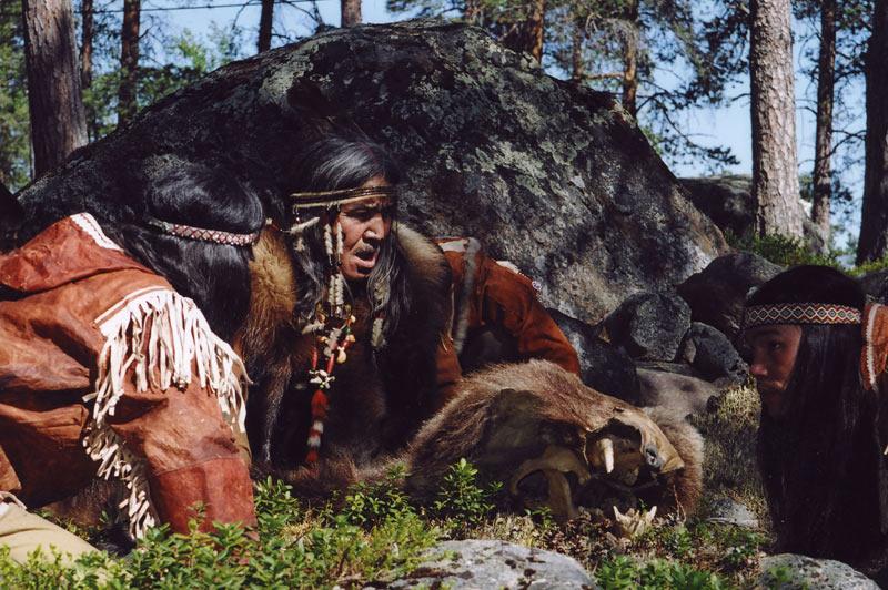Ительмены Камчатки - индейцы России. 95a70fd1e9c74af9a16c18dc10febae3