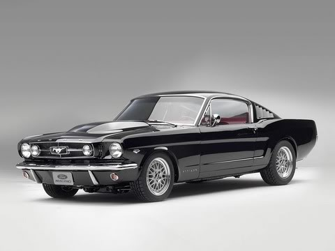 Ford Mustang´s 01-6