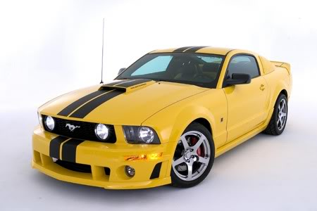Ford Mustang´s 02-3
