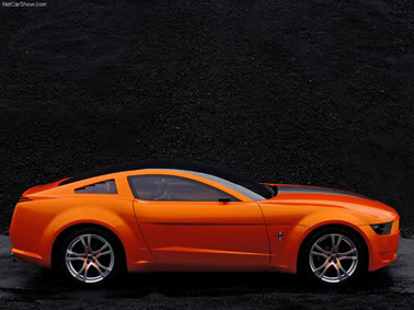 Ford Mustang´s Ford-Mustang_Giugiaro_Concept_2006_