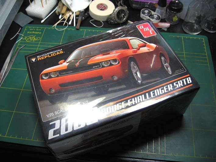 Dodge Challenger SRT8 - AMT IMG_6532
