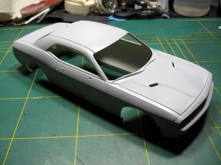 Dodge Challenger SRT8 - AMT IMG_6544