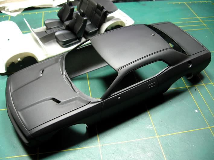 Dodge Challenger SRT8 - AMT IMG_6555