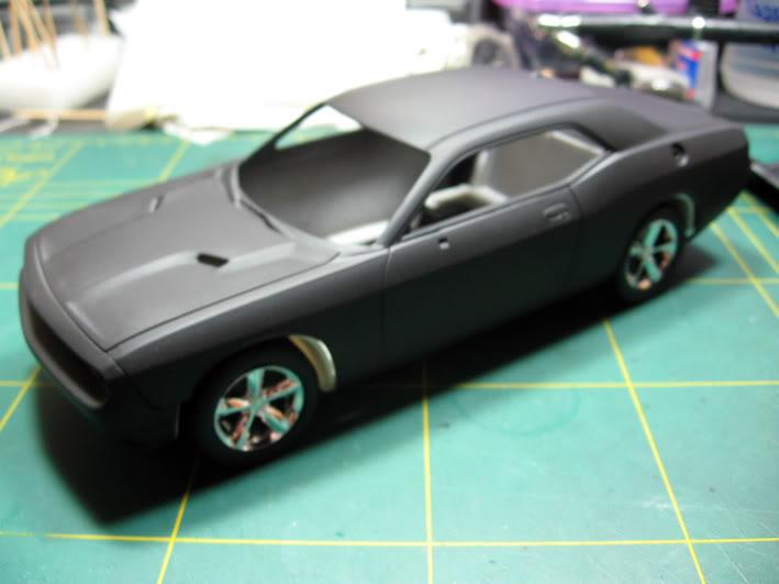 Dodge Challenger SRT8 - AMT IMG_6559