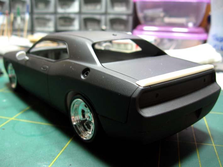 Dodge Challenger SRT8 - AMT IMG_6570