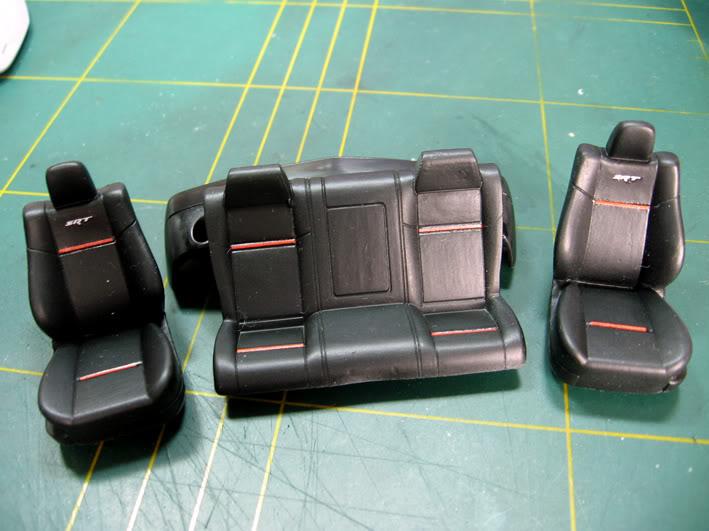 Dodge Challenger SRT8 - AMT IMG_6574
