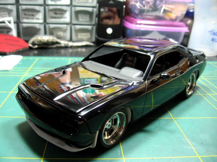 Dodge Challenger SRT8 - AMT IMG_6584