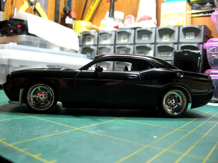Dodge Challenger SRT8 - AMT IMG_6587