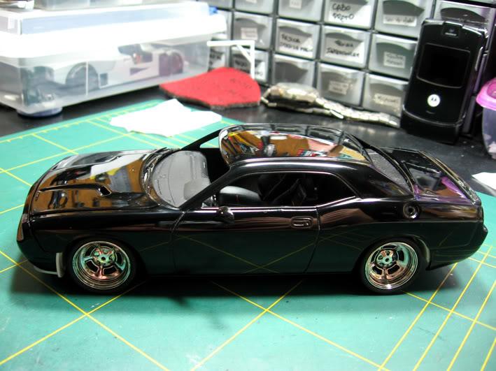 Dodge Challenger SRT8 - AMT IMG_6589