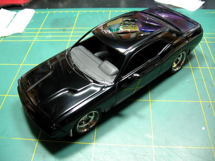 Dodge Challenger SRT8 - AMT IMG_6590