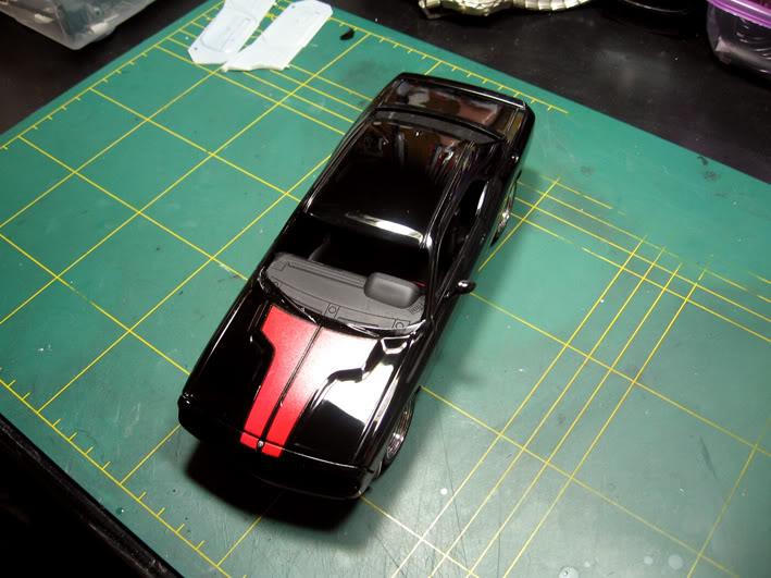 Dodge Challenger SRT8 - AMT IMG_6594