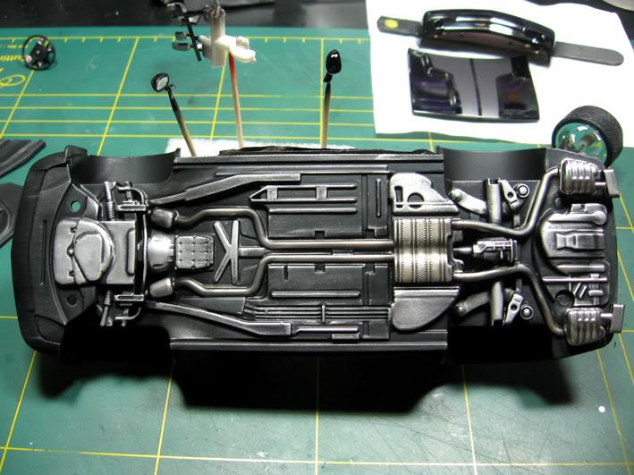 Dodge Challenger SRT8 - AMT IMG_6611