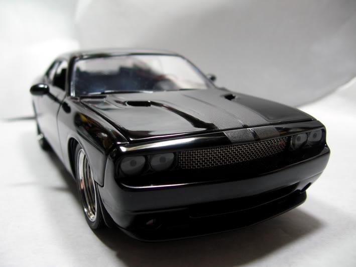 Dodge Challenger SRT8 - AMT IMG_6632