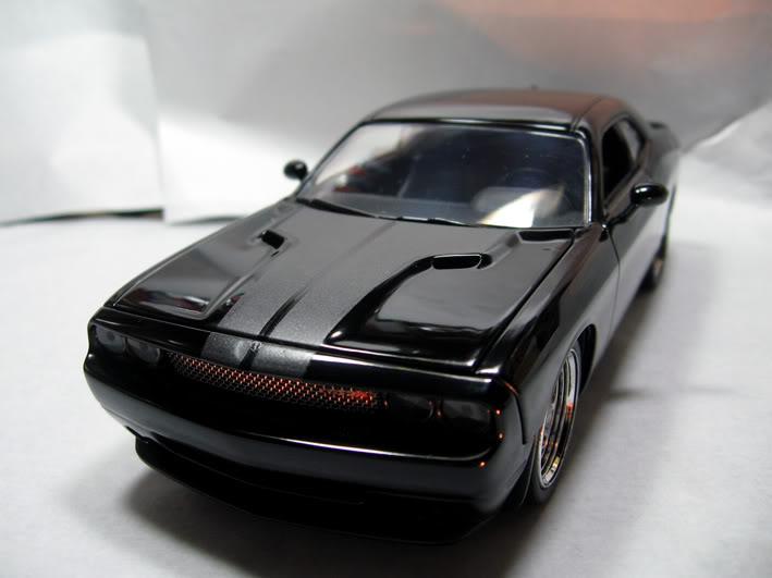 Dodge Challenger SRT8 - AMT IMG_6635