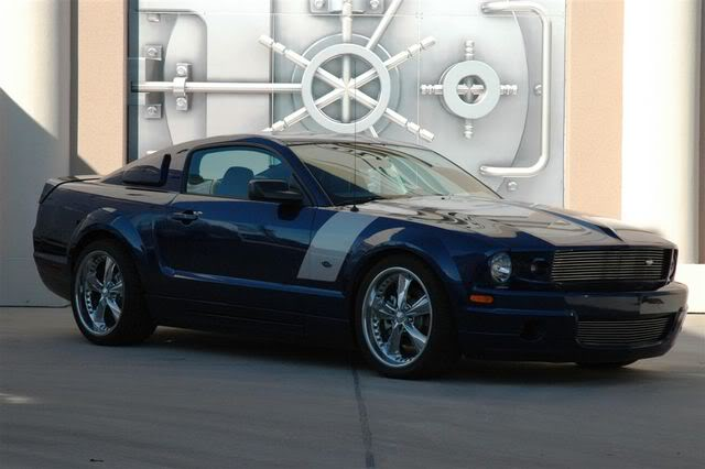 Ford Mustang´s Mustang2
