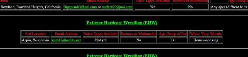 The old BYWL forums OldBYWL