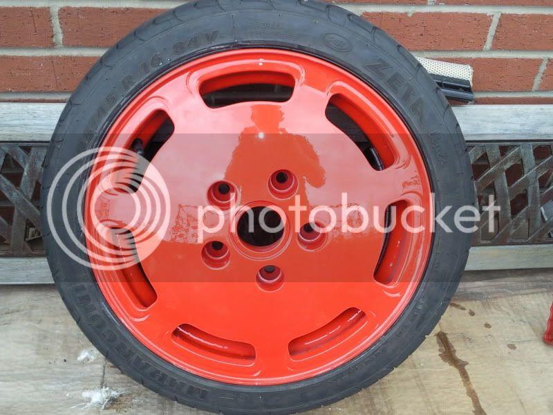 few sets of wheels Photo0363