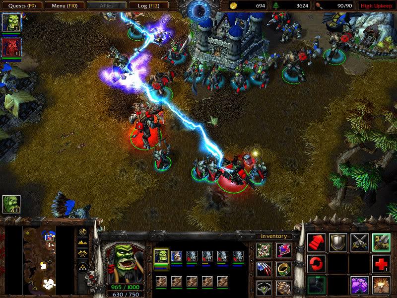 WarCraft III ve Frozen Throne - FULL indir - DOWNLOAD Warcraft3_3