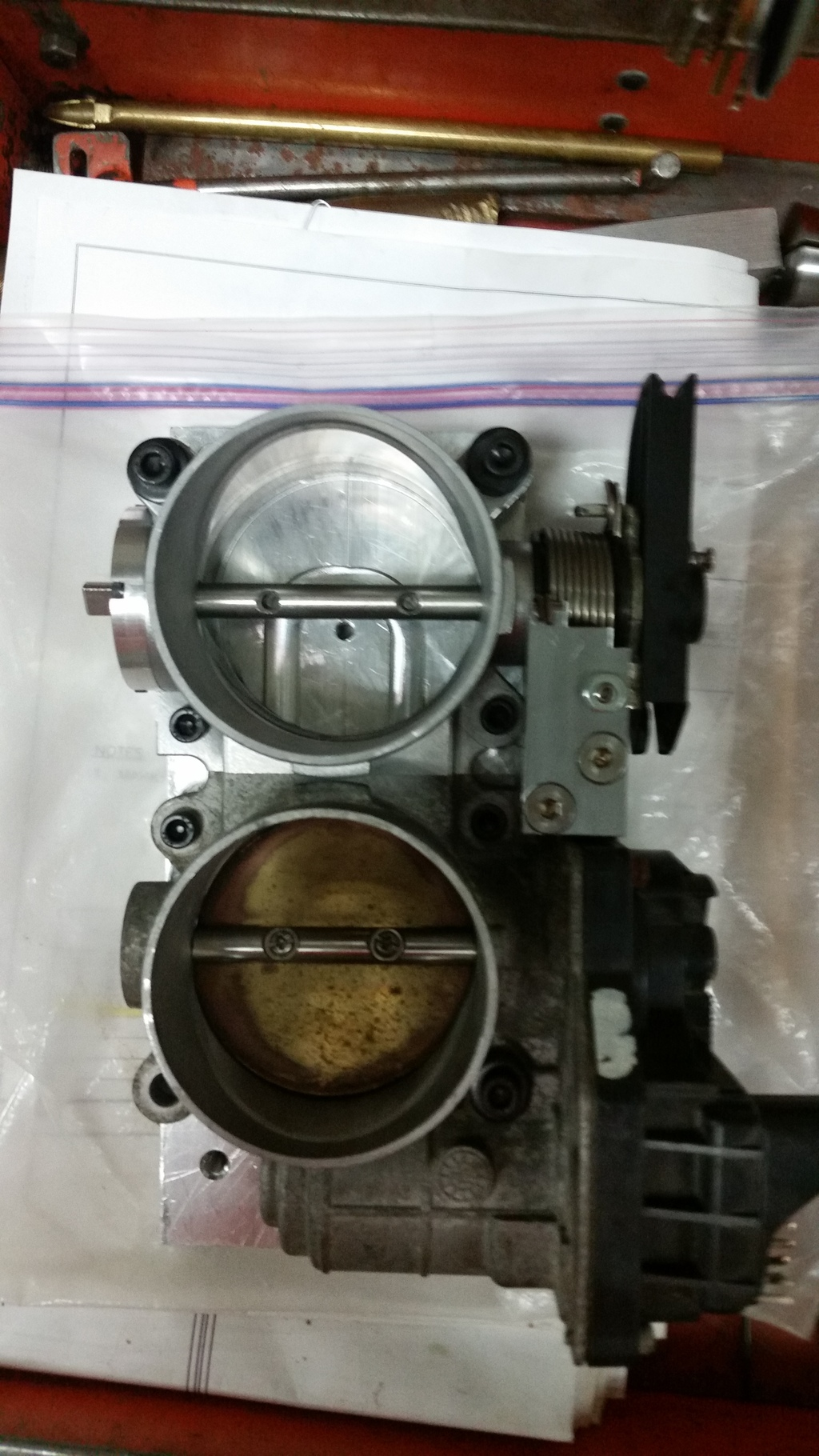 FGT supercharger swap project - Page 3 20150803_191230