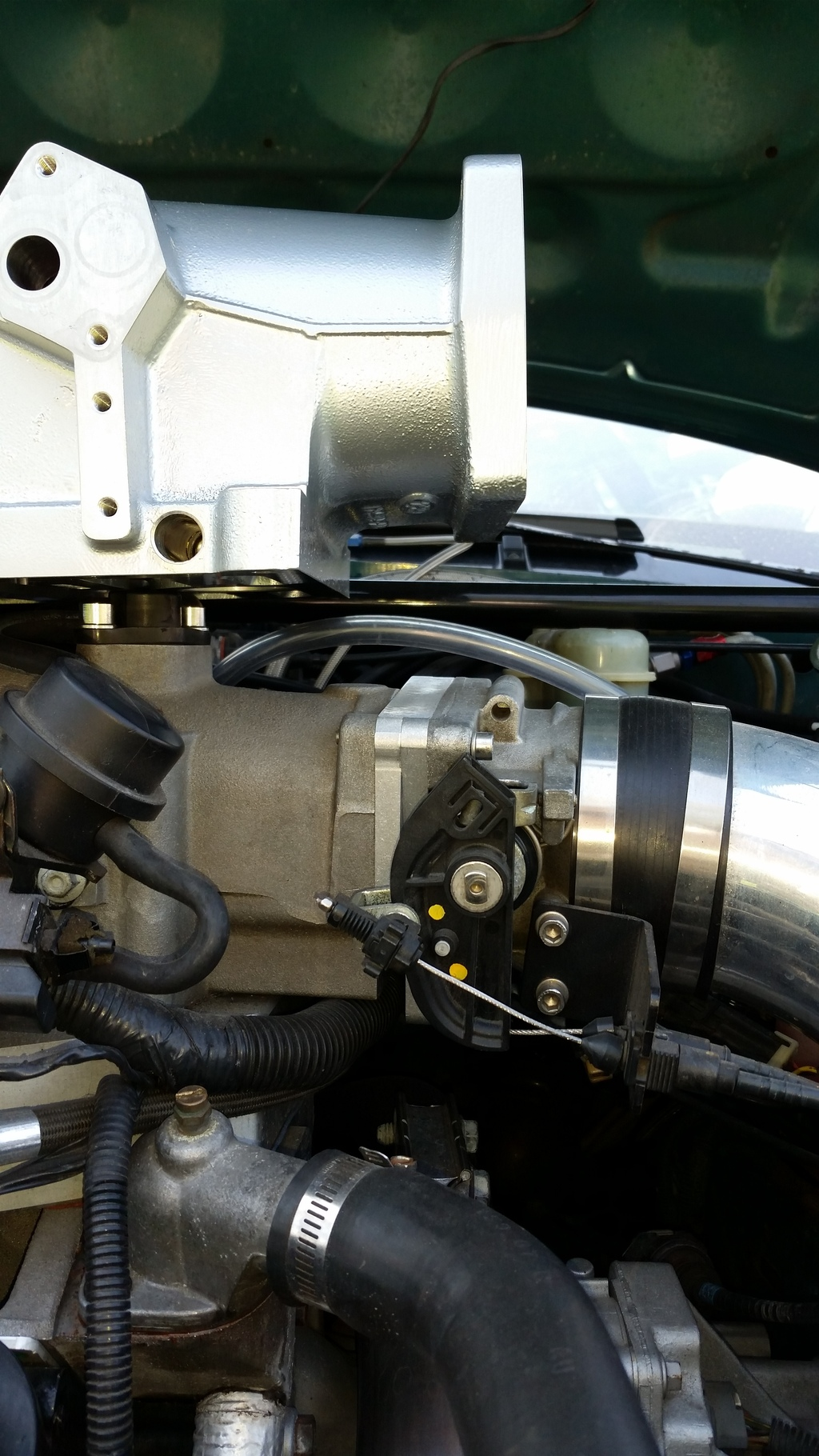 FGT supercharger swap project 20150501_130333
