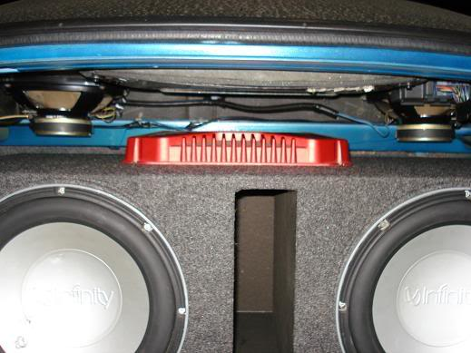 simple subwoofer solutions Amp