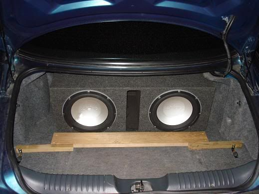 simple subwoofer solutions Subwoooofers