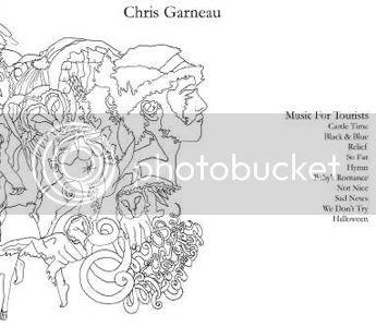Bilan musical 2008 ChrisGarneau-Musicfortourists