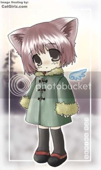 Demone and Cat AnimeCatGirl2