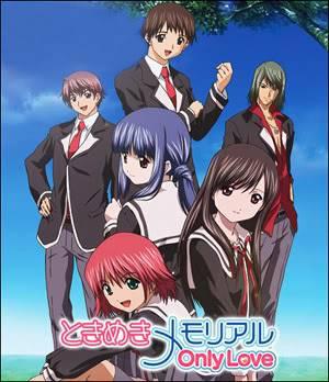 [Thư viện - Download]Anime Music Album - Page 2 TokimekiMemorialOnlyLove