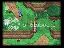 Para los amantes de Zelda Fourswordsadventures