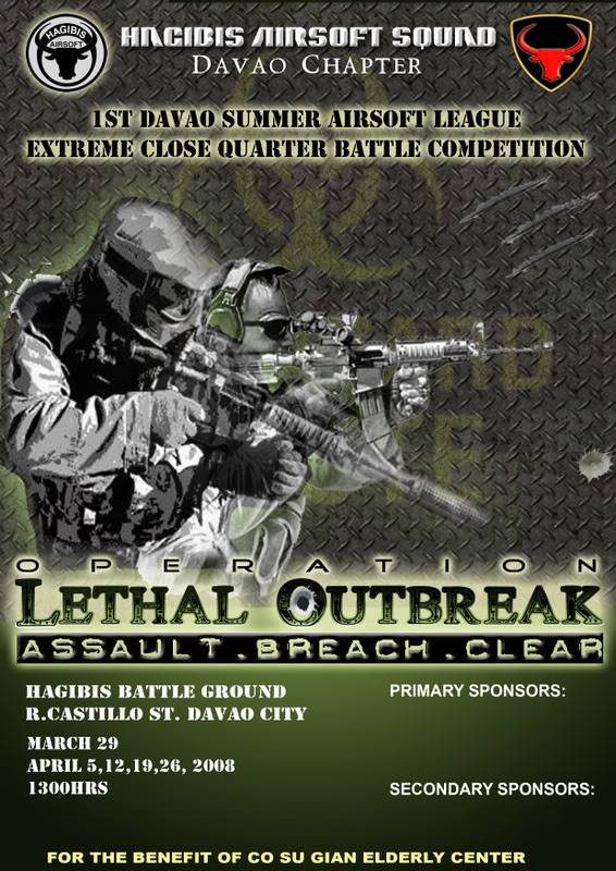 OPERATION: Lethal Outbreak HAS