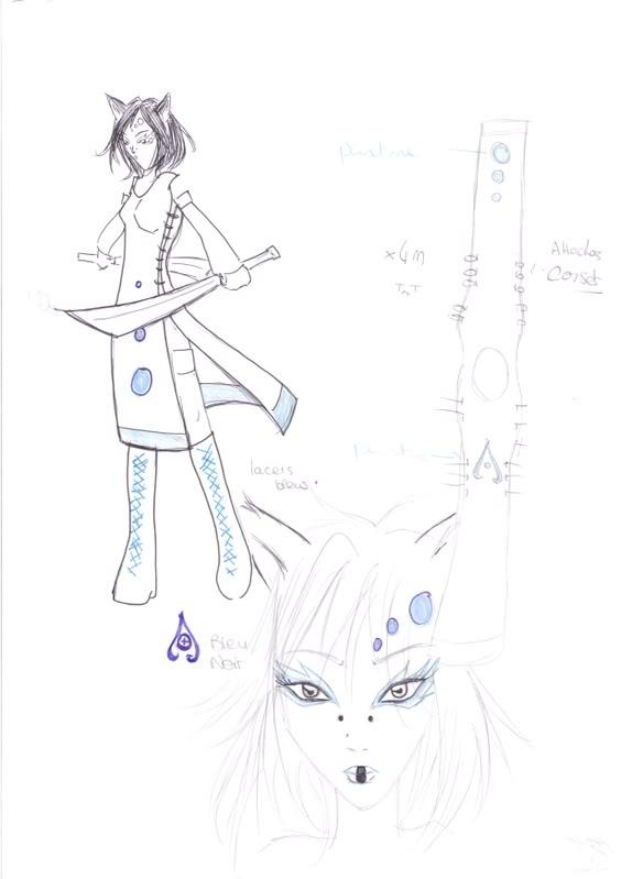 [original] AO neko girl SLM0102080007