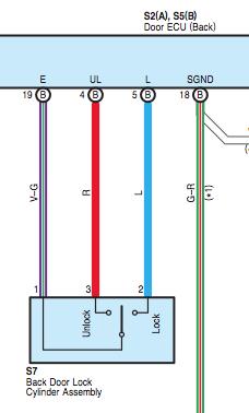 Rear Glass Release Button - Pic Heavy FJRearLockAssembly