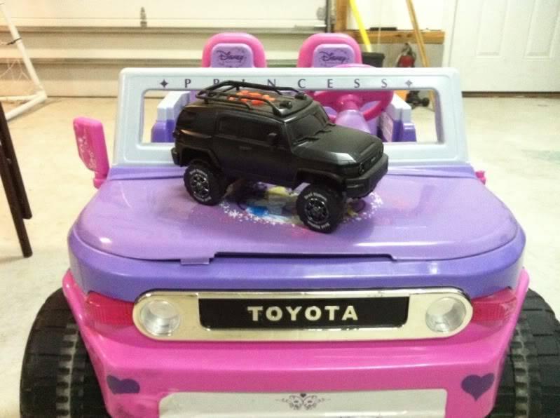 FJ Cruiser toys F0235d77