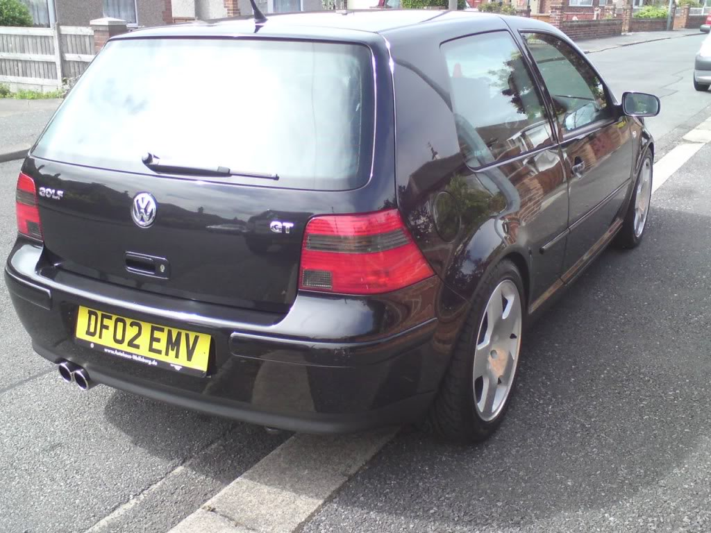 Sharan badge on a Golf mk4 - Page 2 DSC00677
