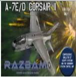 RAZBAM A7 Corsair II lançado 2fe2269e