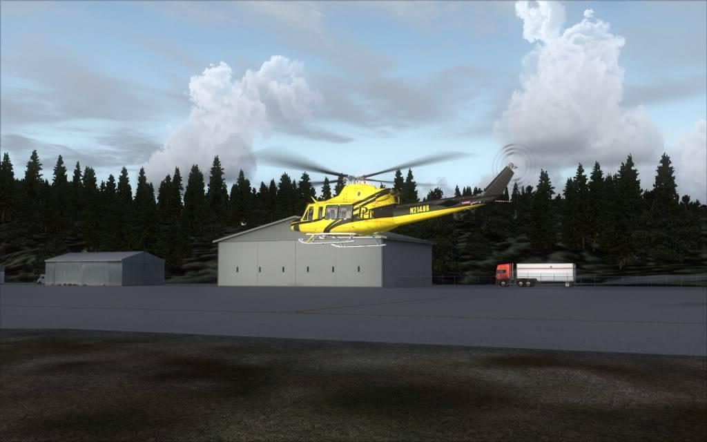 FSX] Apresentação - Bell 412 EP