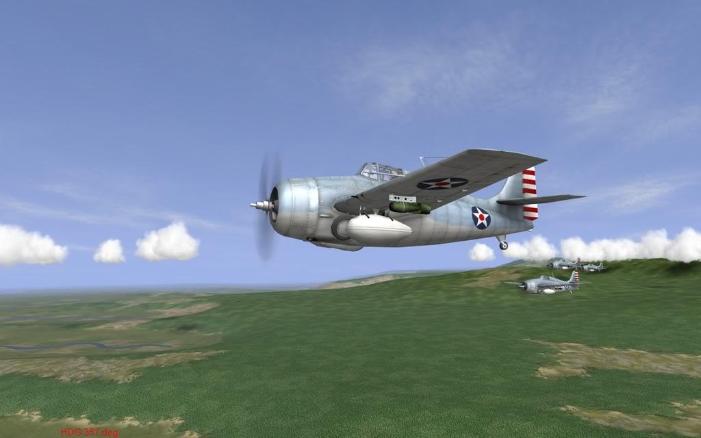 [IL-2] Voando com a Força Aérea Cactus IL-2008-sep-22-001