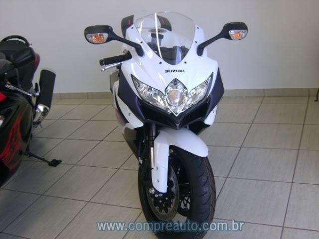 Será a nova GSX-R 750 2013? 2012