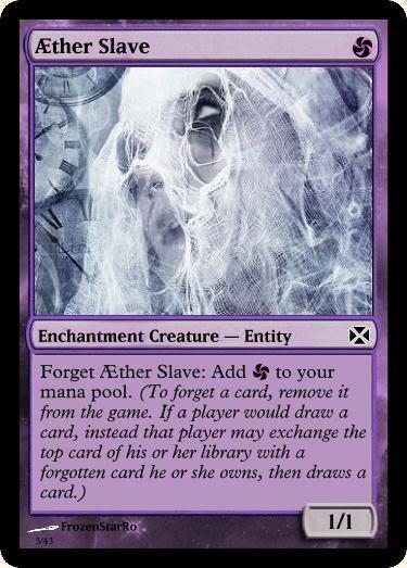 Historias de Magic 8: ¿Un Sexto Color? 466e415d