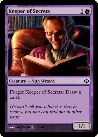 Historias de Magic 8: ¿Un Sexto Color? 78304002