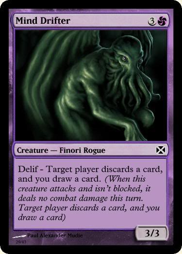 Historias de Magic 8: ¿Un Sexto Color? 9092819a