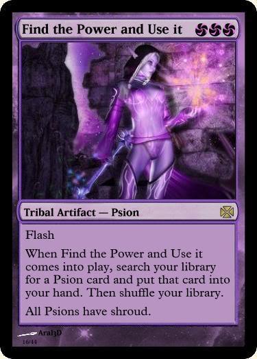 Historias de Magic 8: ¿Un Sexto Color? 73841099