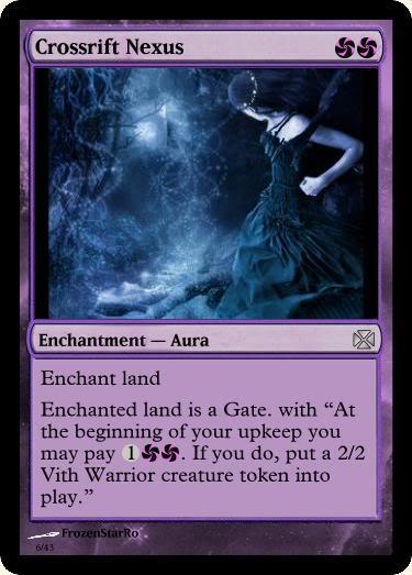 Historias de Magic 8: ¿Un Sexto Color? 1fe5539b