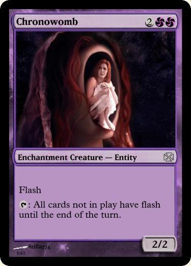 Historias de Magic 8: ¿Un Sexto Color? 78fab107