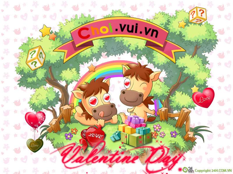Cổng Game Chơi Vui tổ chức sự kiện cho mùa Valentine -04
