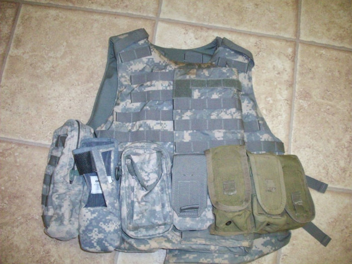 WTS: Uniforms and OTV 002-6