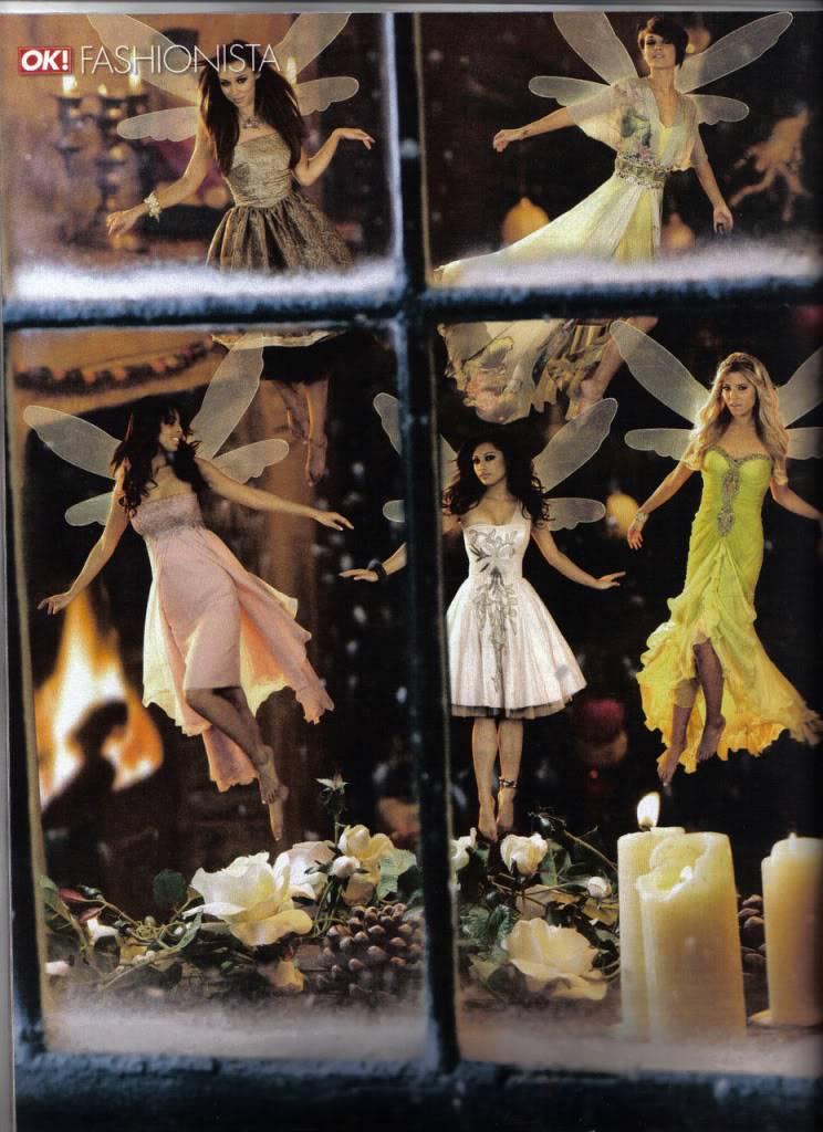 Ok Magazine Picture of December 2008 Fairysaturdays